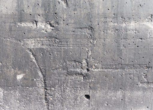 efekt surowej betonowej ściany