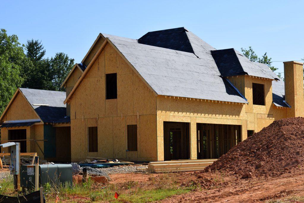 dach z blachy trapezowej